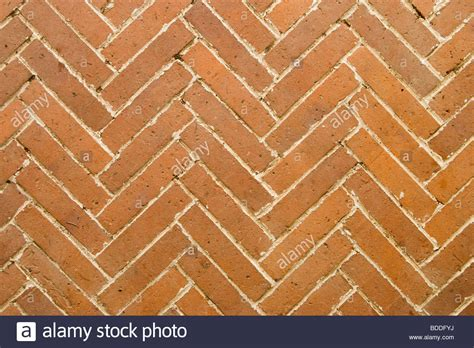 brick paving in herringbone pattern stock photo royalty free image 25498806 alamy