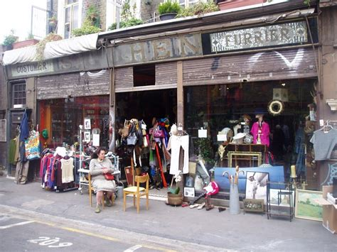 panoramio photo of the junk shop at chapel market 2005