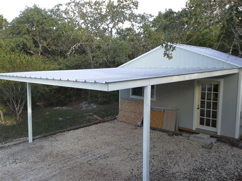 Attached Car Port by 28 Attached Carports 16 X 20 Carport 16 X 20