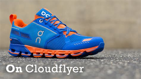 running shoe overview  running cloudflyer youtube