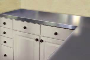 Kitchen Countertop Makeover - stainless steel countertops for the home pinterest