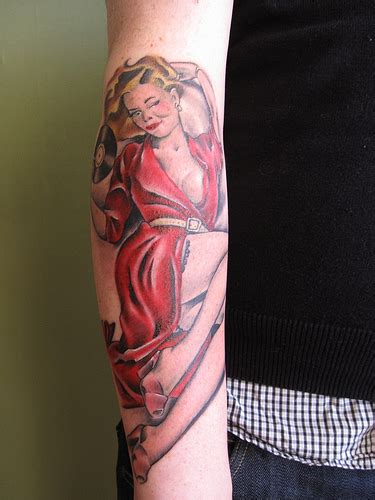 pin up tattoo tattoos designs pictures pin up girl tattoo designs