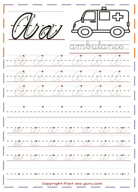 Worksheet On Cursive Writing Practice by 1000 Ideas About Cursive Handwriting Practice On
