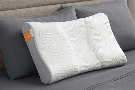 Tempur Pillow by Tempur 174 Contour Side To Back Pillow