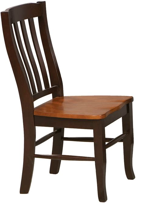 Dining Chairs Only Rake Back Side Chair By Winners Only Furniture Mall Of
