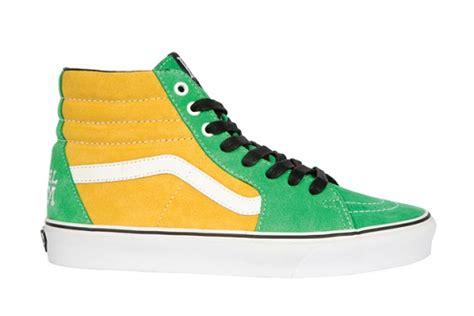 vans classic for pearl jam sk8 hi sneakerfiles