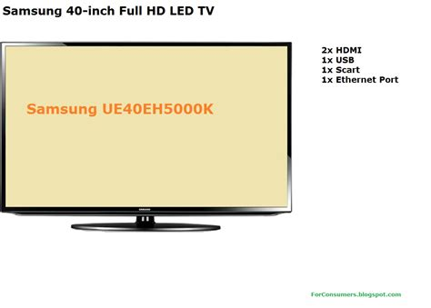how many inches wide is a full size bed samsung 40 inch full hd led tv review test and review
