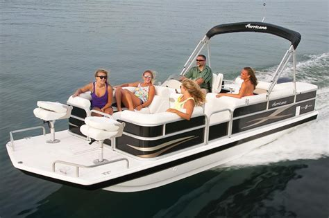 Hurricane Deck Boats For Sale by 2017 New Hurricane Fundeck 226f Deck Boat For Sale