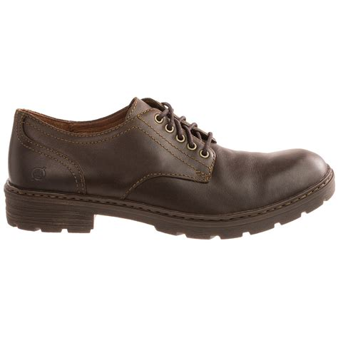born oxford shoes born marlon leather oxford shoes for 9252j save 41
