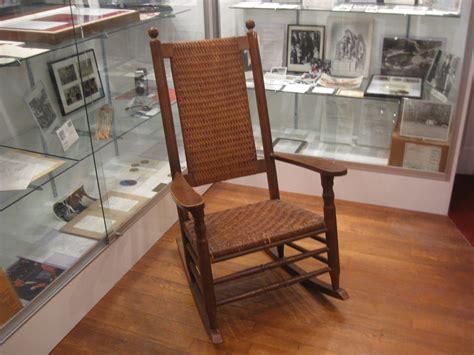 Jfk Rocking Chair by President F Kennedy S Senate Office Rocking Chair