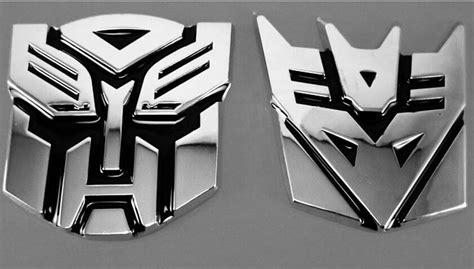 Sticker Alumunium Transformers Pattern Decepticon popular decepticon car emblem buy cheap decepticon car emblem lots from china decepticon car