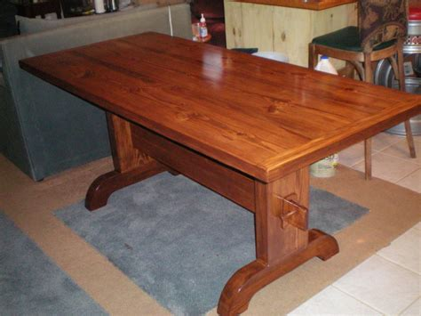 Woodwork Trestle Bench Plans Pdf Plans