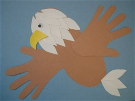 Bald Eagle Papercraft - bald eagle