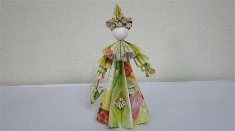 How To Make Origami Dolls - 9 best images about origami figuras on origami