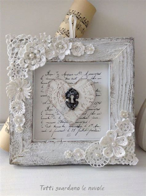 cornici country chic 25 best ideas about shabby chic frames on