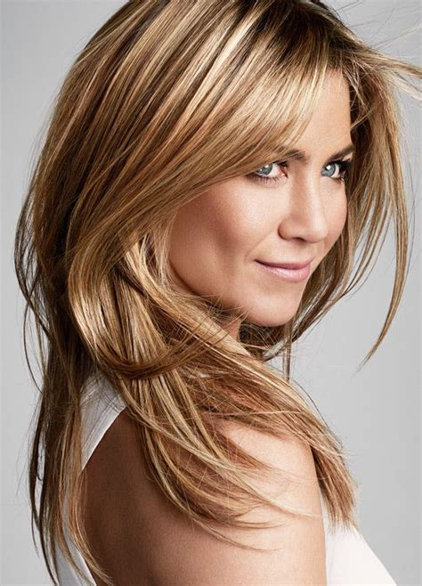 perfect hair colors for women of color 86 best images about jennifer aniston on pinterest