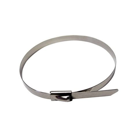 Cable Tie 200mm 1 4 6mm x 200mm 316 stainless steel cable tie rhino