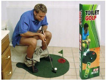Bathroom Mini Golf Keen Different