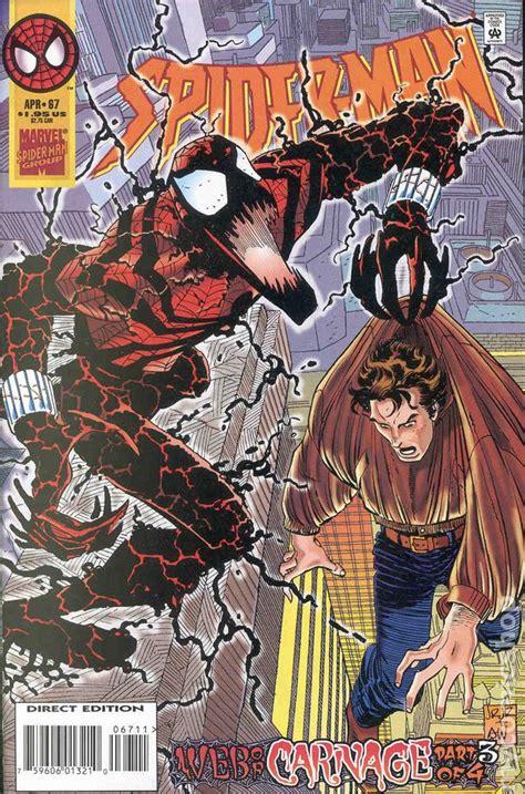 symbiote the peradon series books comic books in spider web of carnage