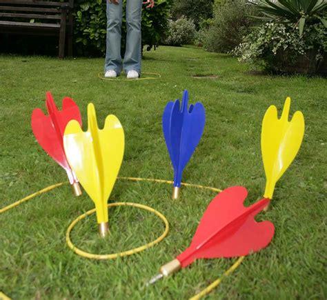 garten spiele garden darts lawn darts