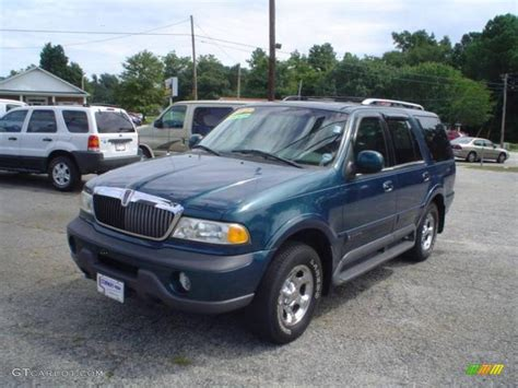 1998 evergreen metallic lincoln navigator 4x4