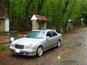 W210 Mercedes Mercedes E55 Amg W210 Benztuning