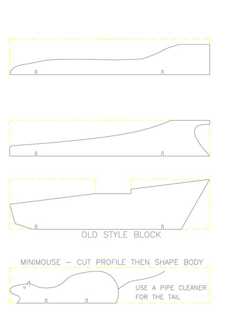 Pinewood Derby Cars Templates it s pinewood derby time cub scout pack 1156
