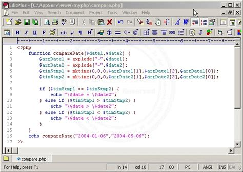 php format date compare php compare date time