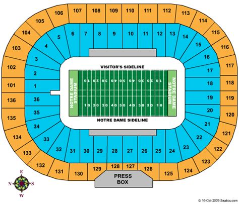 nd stadium seating chart 301 moved permanently
