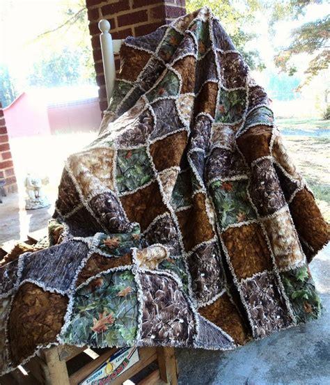 Camo Patchwork Quilt Set - 1000 ideas about camo quilt on quilts rag