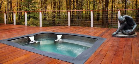Inground Hot Tub Picture ? Home Ideas Collection : The