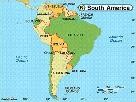 south america map by language schools in south america and portuguese schools in