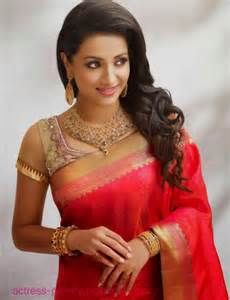trisha hair in vtv actress gallery trisha exclusive cute stills