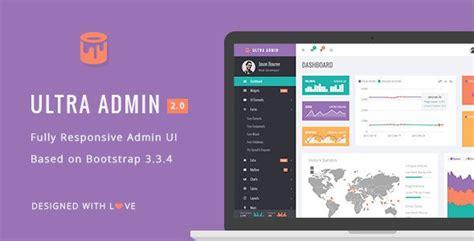 bootstrap v4 themes ultra admin v4 1 multi concept admin web app with