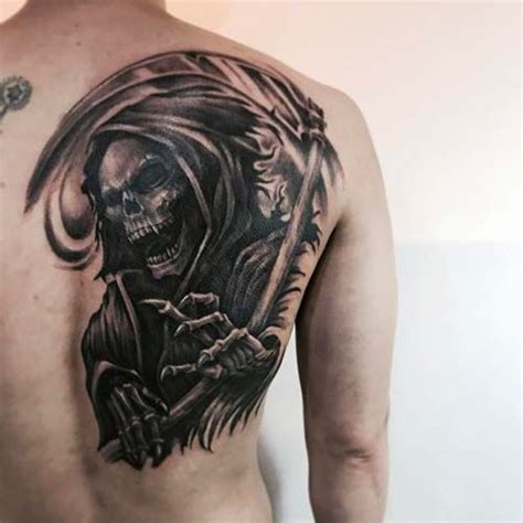 full body grim reaper tattoo 62 best azrail d 246 vmeleri grim reaper tattoos images on