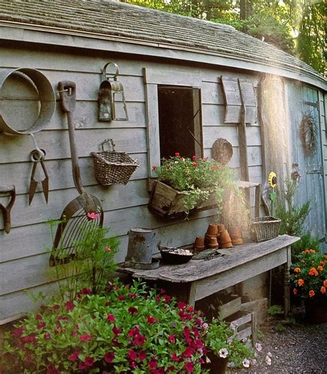 Garden Shed Decor Ideas 149 Best Images About Shed Decorating On Pinterest Gardens A Shed And Garden Tools