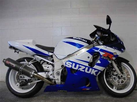 Suzuki Mi 2002 Suzuki Gsx R 600 For Sale Used Motorcycles On