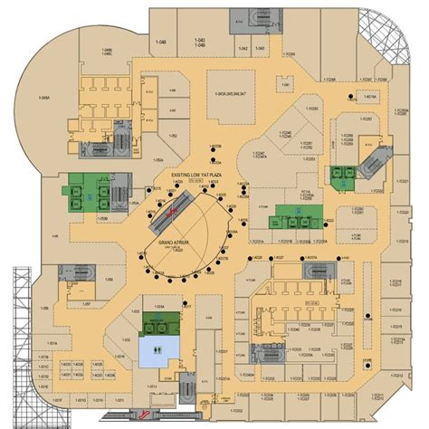 floor plan shopping mall 17 best images about mall floor plans on pinterest dubai