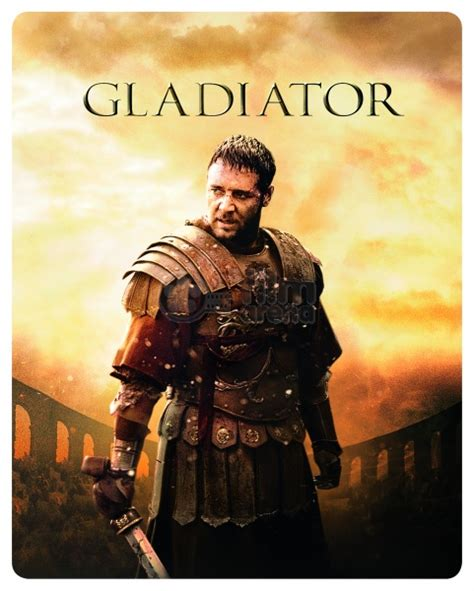 gladiator film length gladiator 4k ultra hd steelbook limited collector s