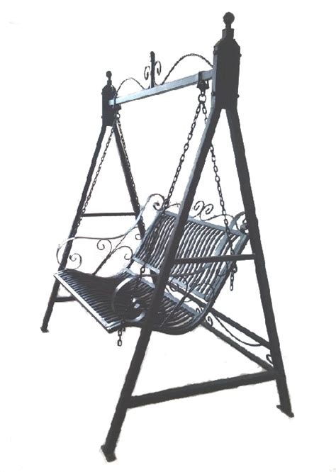 wrought iron swing chair fashion home garden style wrought iron double basket