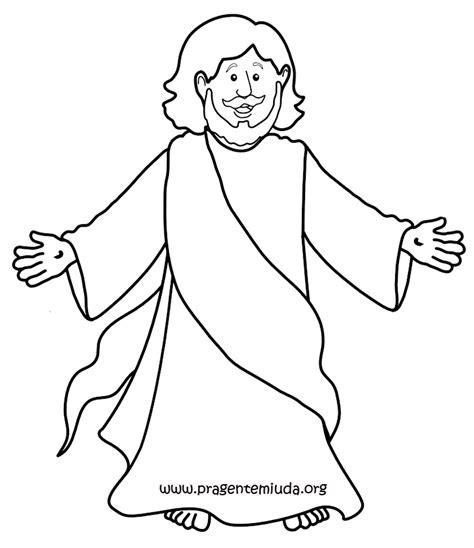 imagenes de jesus para colorear imprimir desenhos de cristo az dibujos para colorear