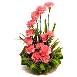 Blue Vase Fillers Lovely Flowers