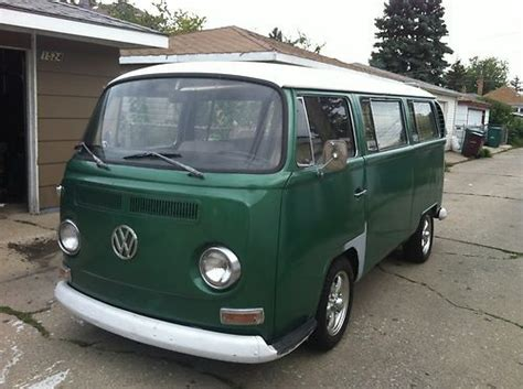 volkswagen microbus 1970 purchase used 1970 vw bus transporter bay window van type