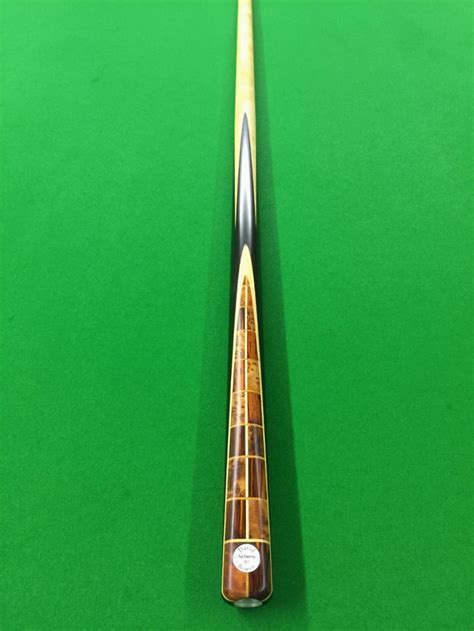 Handmade Cue - david bowen cues custom made snooker cues