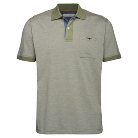 Polo M R T Riders Clothing shop mens clothing from r m williams