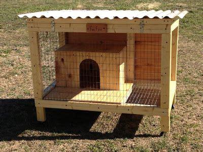 Rabbit Housing Plans Best 20 Rabbit Cages Ideas On