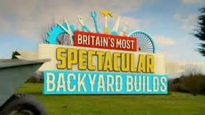 britains  spectacular backyard builds ukgameshows
