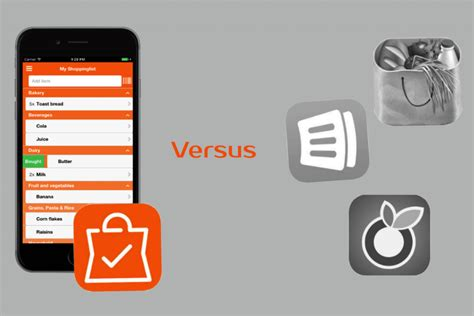 Shopping Apps by Shopping App Review How Does Grosh Compare To Other