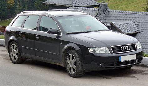 Audi A4 Avant B6 by File Audi A4 B6 Avant Black Jpg Wikimedia Commons