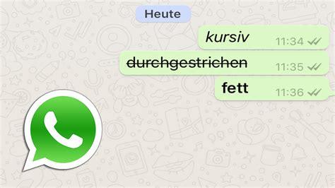 wann setzt ein ausrufezeichen so einfach formatierst du text bei whatsapp